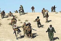 مشارکت ۲۰۰۰ نیروی حشد شعبی در تامین امنیت دیالی در عید فطر
