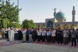 نماز عید سعید فطر در ۶۴۰ بقعه گیلان اقامه می شود