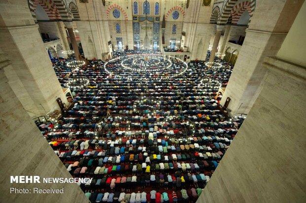 عید فطر در کشورهای دیگر