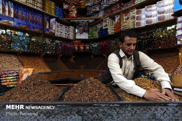 حال و هوای بازار عید در کشورهای اسلامی