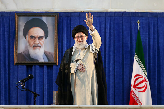 Leader addresses public on anniversary of the passing of Imam Khomeini