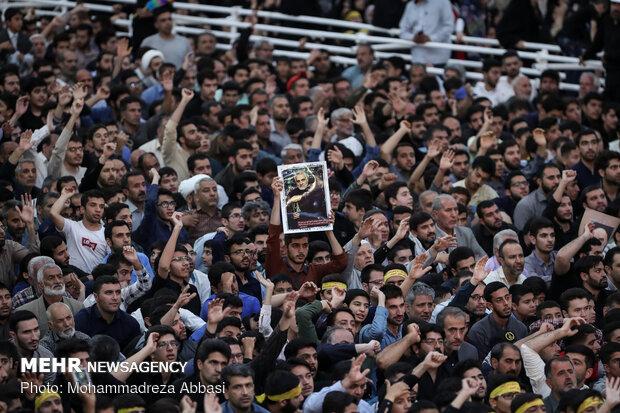 Ceremony of 30th demise anniv. of Imam Khomeini
