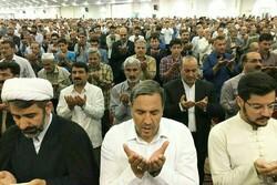 نماز عید سعید فطر در نهاوند اقامه شد