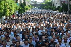 نماز عید سعید قربان در ۴۵ نقطه خوزستان اقامه می شود