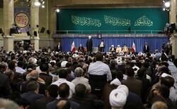 قائد الثورة: إننا اليوم نشهد اصطفاف المسلمين ضد أنفسهم بدلا من الأعداء
