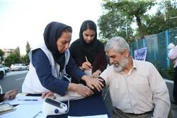 الخطة الوطنية للفحص والسيطرة على ضغط الدم / صور