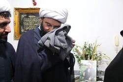 سازمان تبلیغات اسلامی کے سربراہ کی شہید حجۃ الاسلام خرسند کے اہلخانہ سے ملاقات