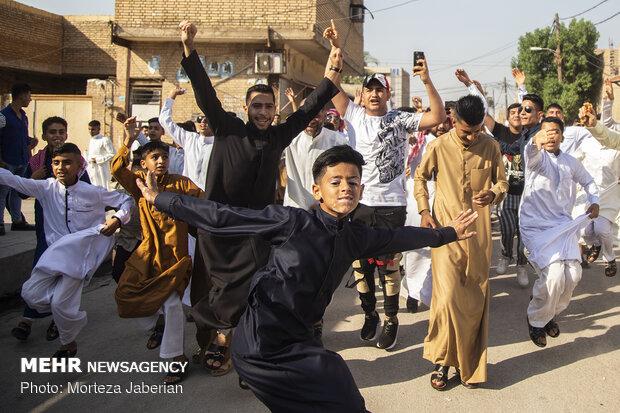 عید فطری متفاوت در خوزستان / خبری از معایده نیست