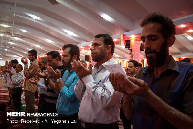 واشنگٹن ڈی سی میں نماز عید فطر کی ادائیگی