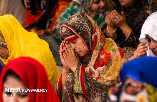 عید سعید فطر در دیگر کشورها
