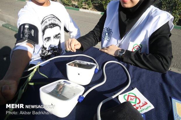 الخطة الوطنية للفحص والسيطرة على ضغط الدم