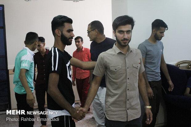 """عيد الفطر في """"بندر عباس"""" جنوبي ايران"""