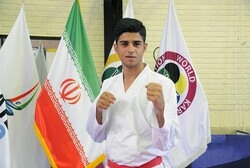 Iran's young karateka 'Navid Mohammadi' passes away