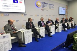 Iran takes part in SPIEF in St. Petersburg