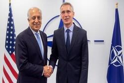 خلیلزاد: آمریکا و ناتو با هم از افغانستان میروند