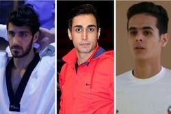 برنامه سه تکواندوکار ایران در روز نخست مشخص شد