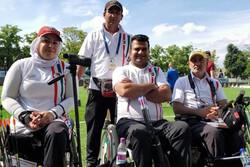 تیم میکس کامپوند ایران سهمیه پارالمپیک ۲۰۲۰ را کسب کرد