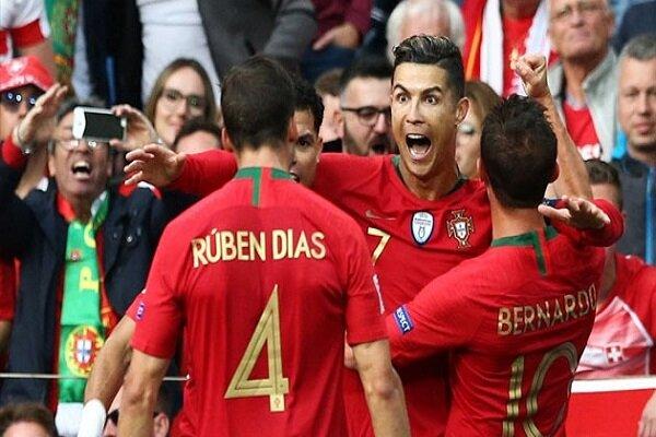 Gecenin kahramanı Cristiano Ronaldo