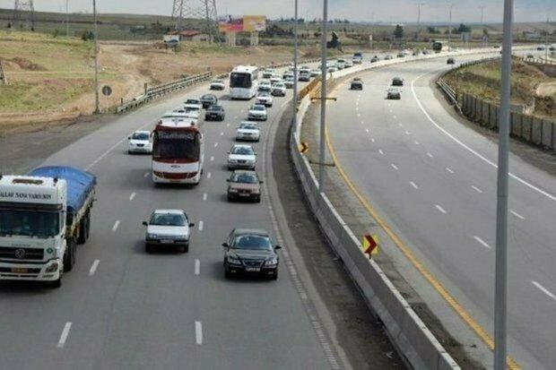 وضعیت جوی و ترافیکی جاده های کشور در روز عید قربان,