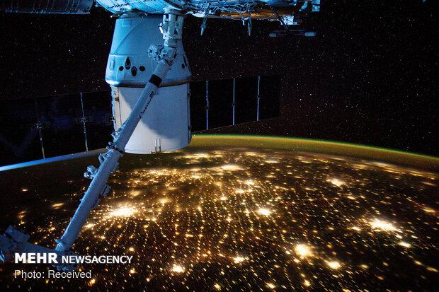 محطة الفضاء الدولة
