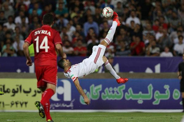 تیم ملی فوتبال ایران, تیم ملی فوتبال سوریه, مارک ویلموتس