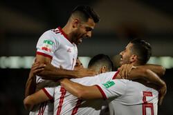 İran'dan dostluk maçında Suriye'ye 5 gol