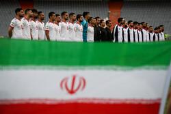 ۴ بازی و فقط یک میزبانی در ایران برای تیم ملی فوتبال کشورمان