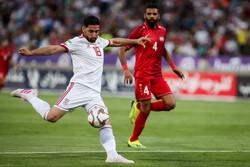 دیدار تیم های ملی فوتبال ایران وسوریه
