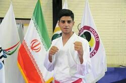 تصاویری از مراسم تشییع قهرمان المپیک/ بدرقه محمدی به خانه ابدی