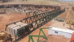 پل «گاومیشان» در استان ایلام بازگشایی شد