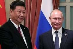 Putin, Xi denounce U.S. sanctions on Tehran