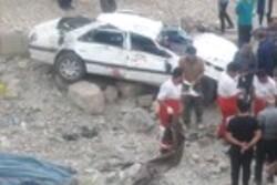 ۲۳ نفر در سوانح رانندگی خردادماه در استان جان خود را از دست دادند