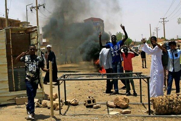 تلفات سرکوب معترضین در سودان به ۱۱۸ کشته افزایش یافت