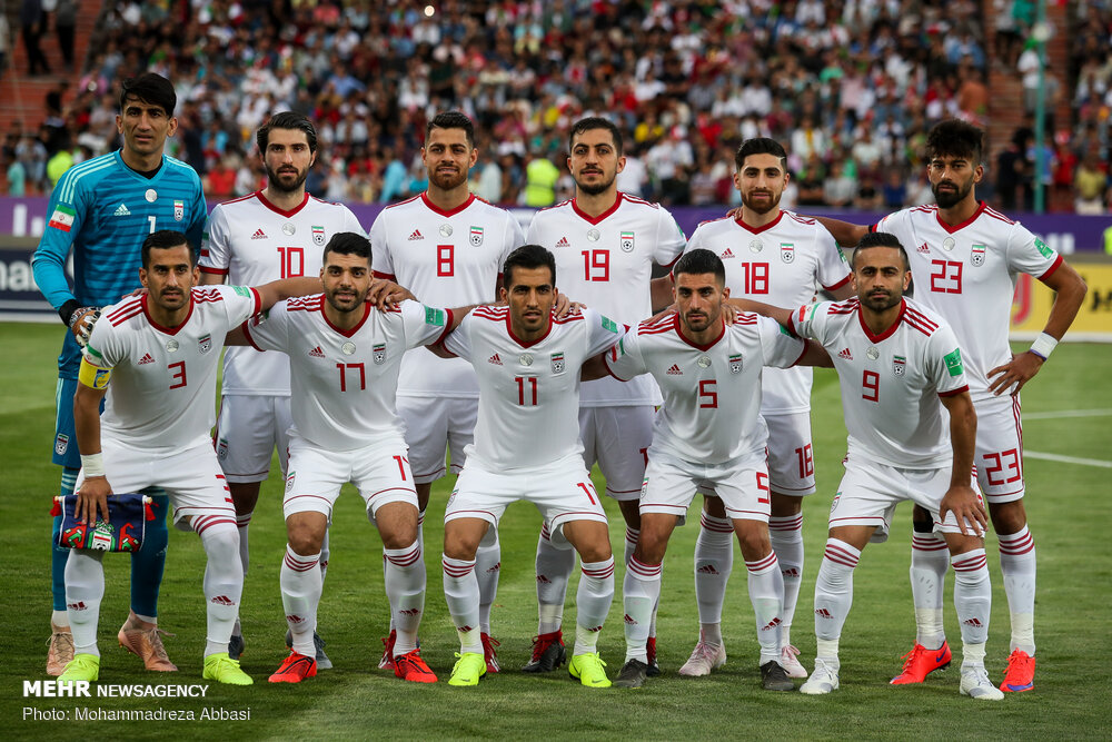 pretty nice 47b0a 5ffd1 Iran knows rivals in battle for 2022 FIFA World Cup - Mehr ...