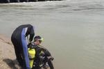 جسد مردی در حاشیه رودخانه کارون کشف شد