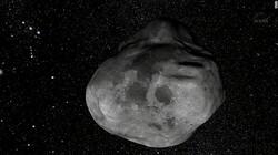 سیارک ۴۰متری از کنار زمین می گذرد