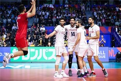Iran beats Argentina 3-1 at 2019 VNL Week 2