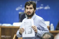 ششمین جلسه دادگاه رسیدگی به اتهامات هادی رضوی