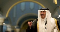 Former Qatari PM urges normal ties with Iran