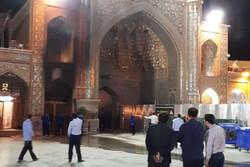 آتش آسیبی به مجموعه تاریخی حرم حضرت معصومه(س) وارد نکرده است