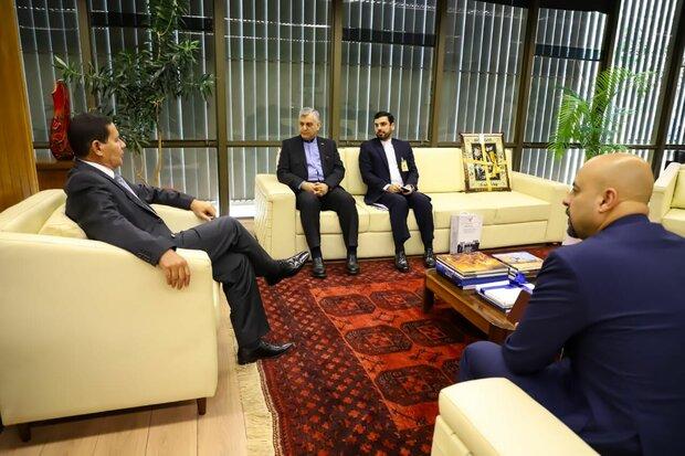 Iran, Brazil discuss bilateral cooperation