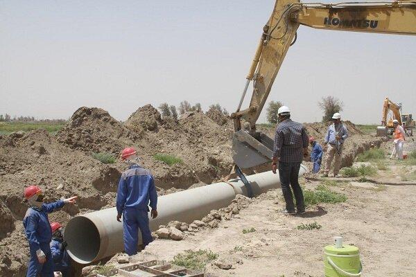 اجرای ۸۲ پروژه آبرسانی روستایی طی سال گذشته در استان همدان