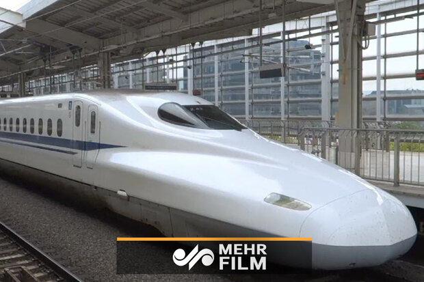 Japonya, yeni hızlı trenini test etti
