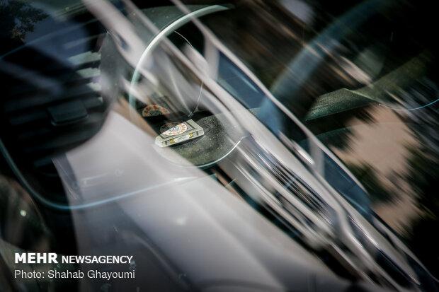 نخستین طرح برخورد با رانندگان بدون هدف
