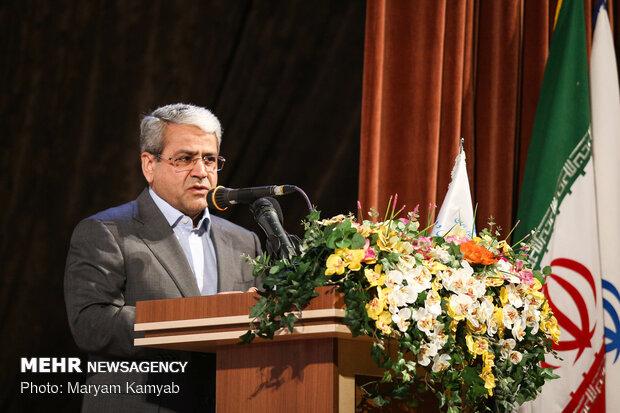 مراسم تودیع و معارفه رئیس سازمان امور مالیاتی