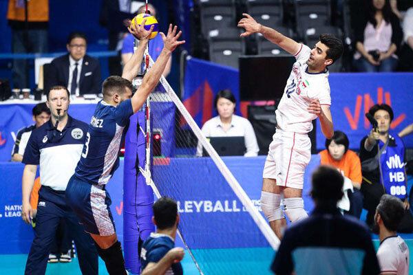 VIDEO: Iran vs Argentina match highlights at 2019 VNL