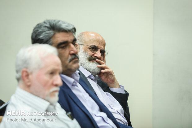 الجلسة السادسة من محاكمة محمد هادي رضوي بتهمة الفساد الاقتصادي