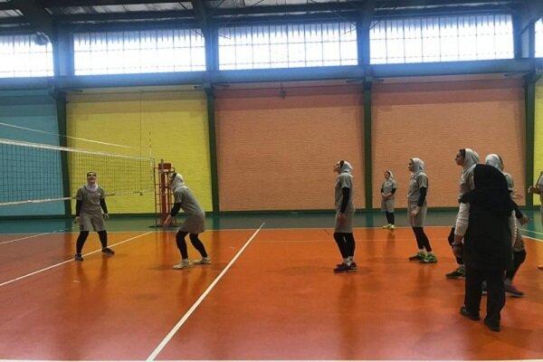 رقابت های قهرمانی والیبال در چهارمحال و بختیاری برگزار می شود