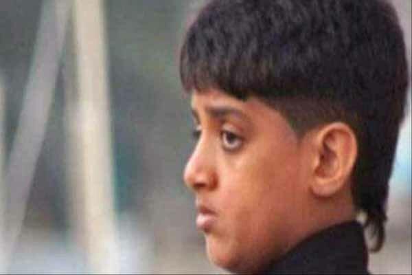 حکم اعدام برای کودکی که در ۱۰ سالگی در تظاهرات شرکت کرده است