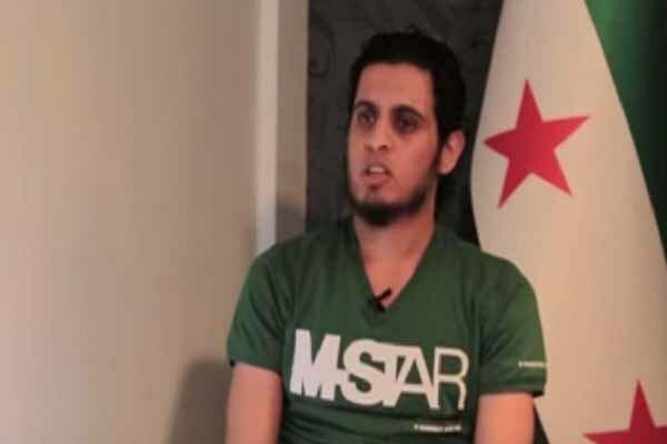 هلاکت عبدالباسط ساروت از سرکردههای جیش العزه در شمال غرب سوریه